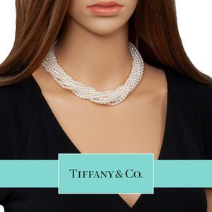 Tiffany & Co.1982 Paloma Picasso Freshwater Pearls